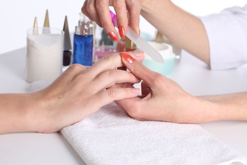How To Do Manicure At Home Makeup And Beauty Tips At