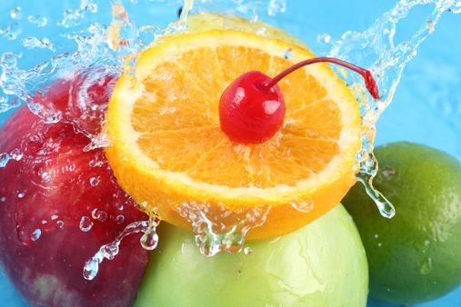 Fresh Fruits for Face Pack