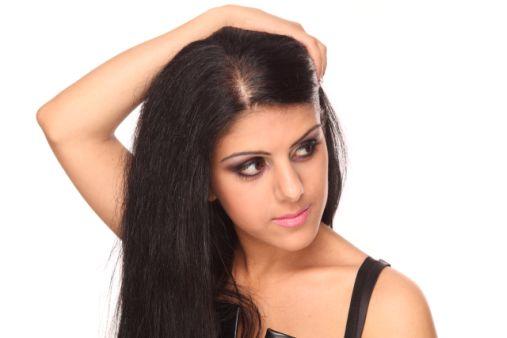 Girl with Black Hair