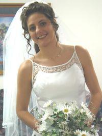 Girl with Wedding Makeup