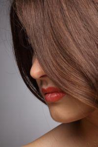 Dry Shampoo on Hair
